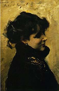 Portrait of Eugenia Huici (Eugenia Errázuriz)