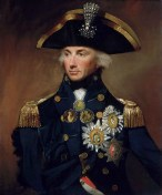 Horatio Nelson, one of the greatest British military commanders