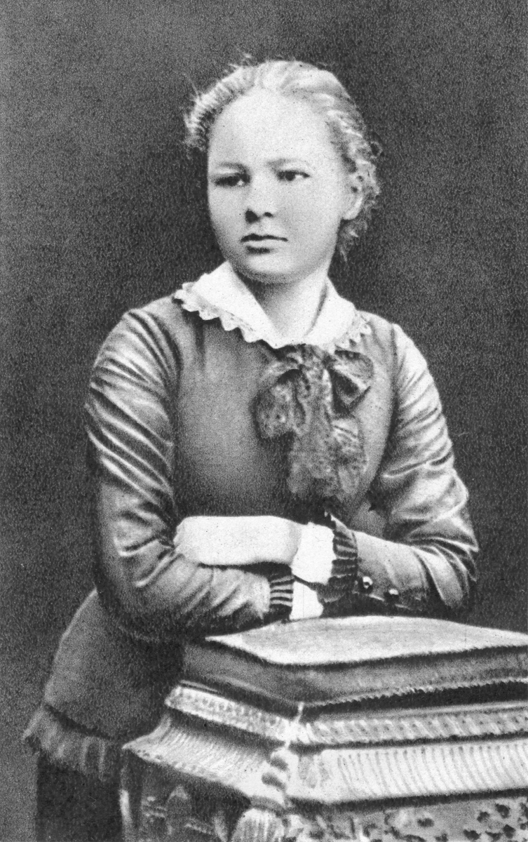 Marie Curie at 16