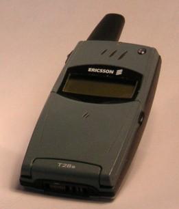 Mobile phone Ericsson T28.
