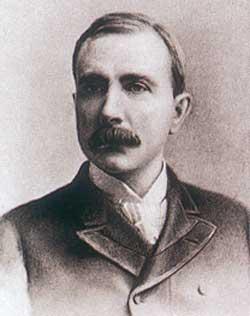 John D. Rockefeller ca. 1875 Español: John D. ...