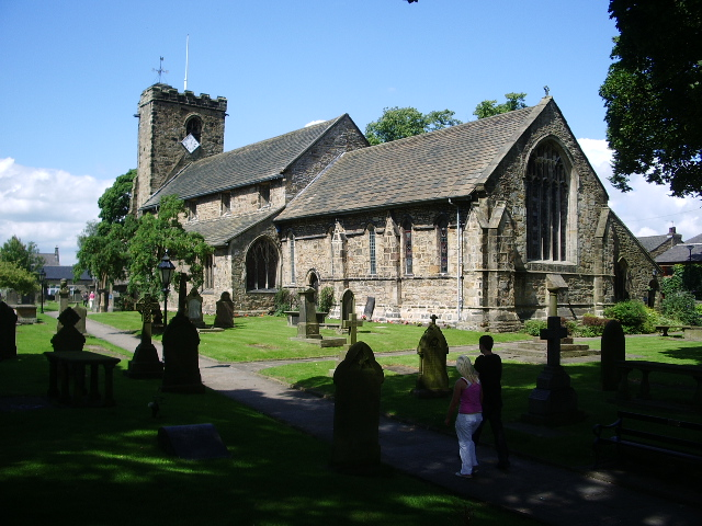St Mary's and All Saints Church, Whalley