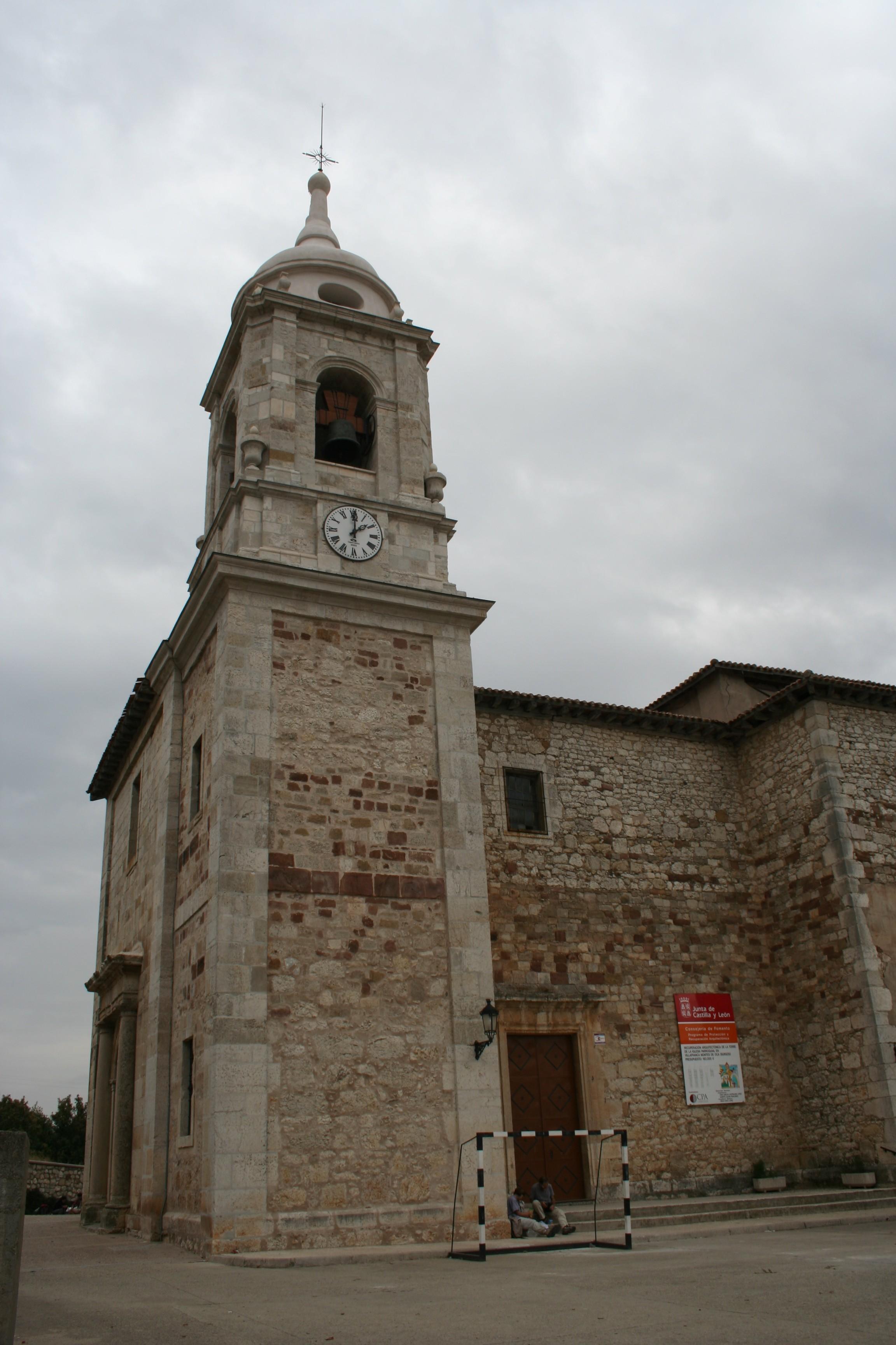 Iglesia de Villafranca de Montes de Oca