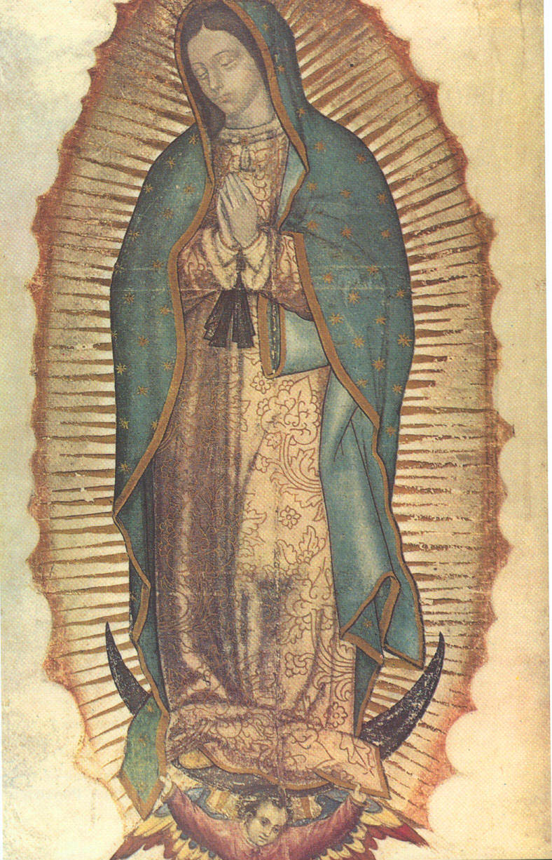 full version Our Lady of Guadalupe