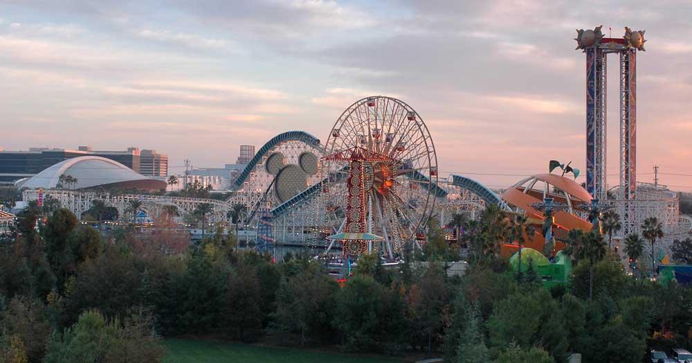Disney California Adventure Park Wikipedia
