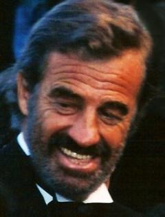 JP Belmondo Cannes 1988