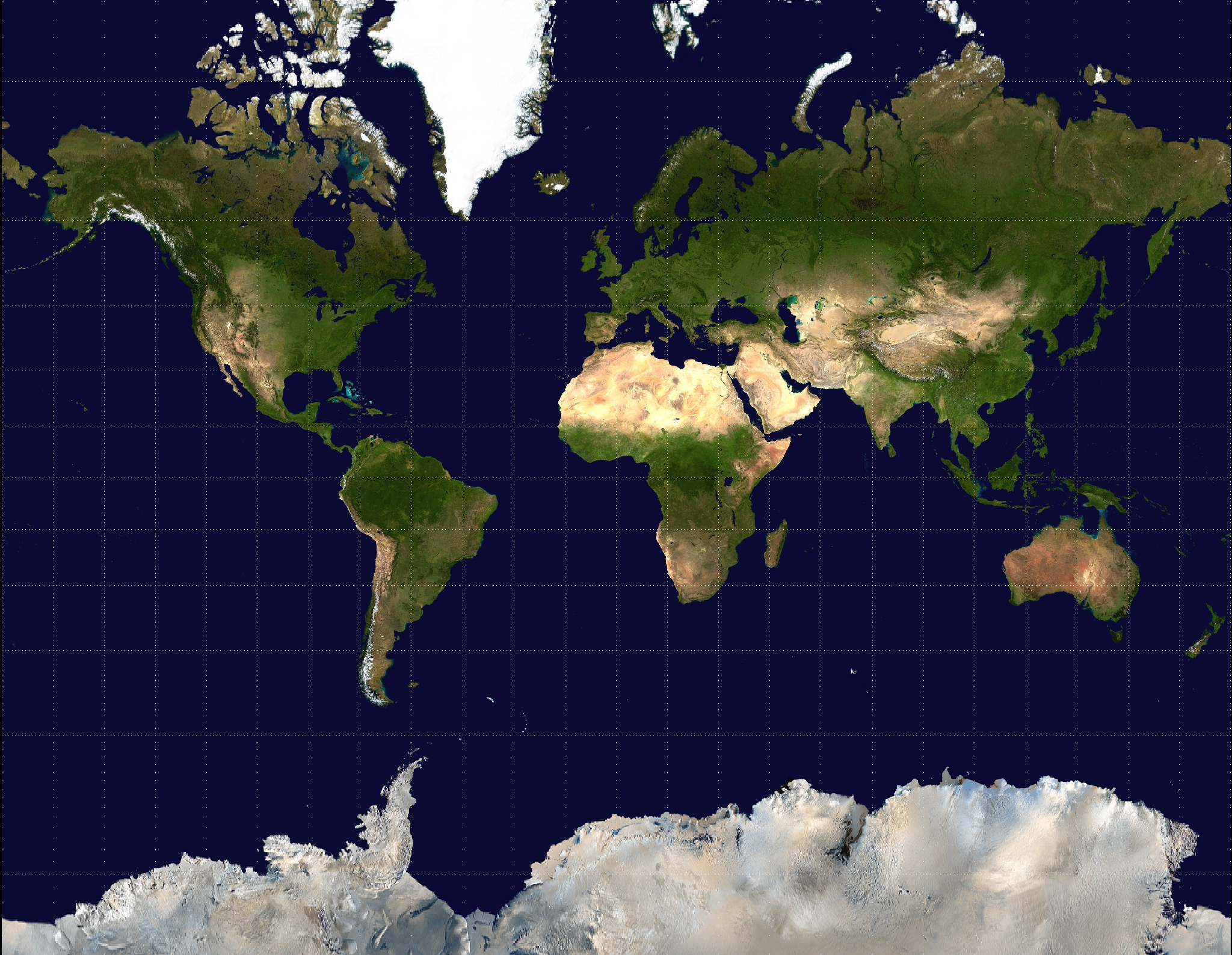 File:Mercator Projection