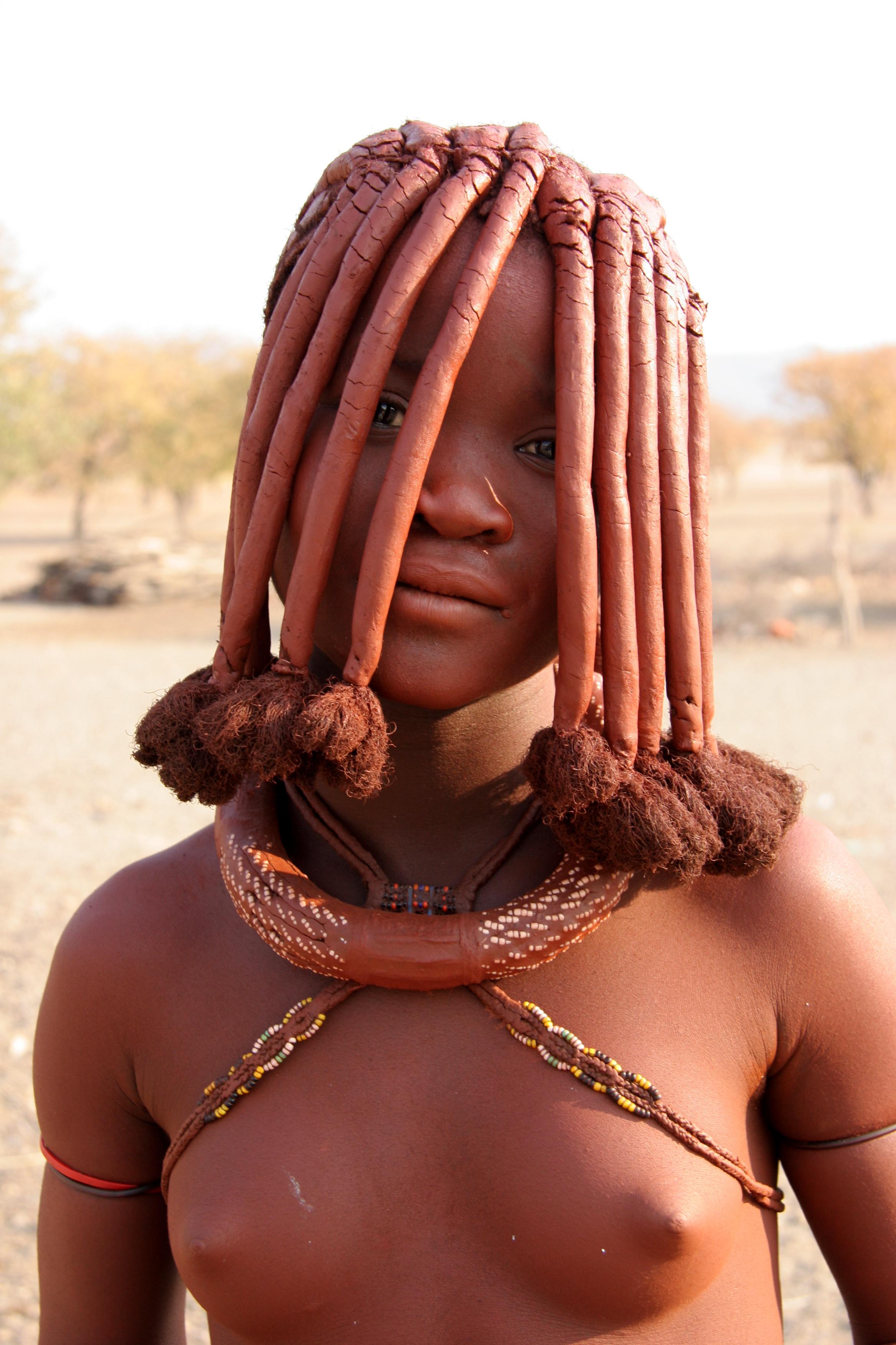 schwarz african nude tribal frauen