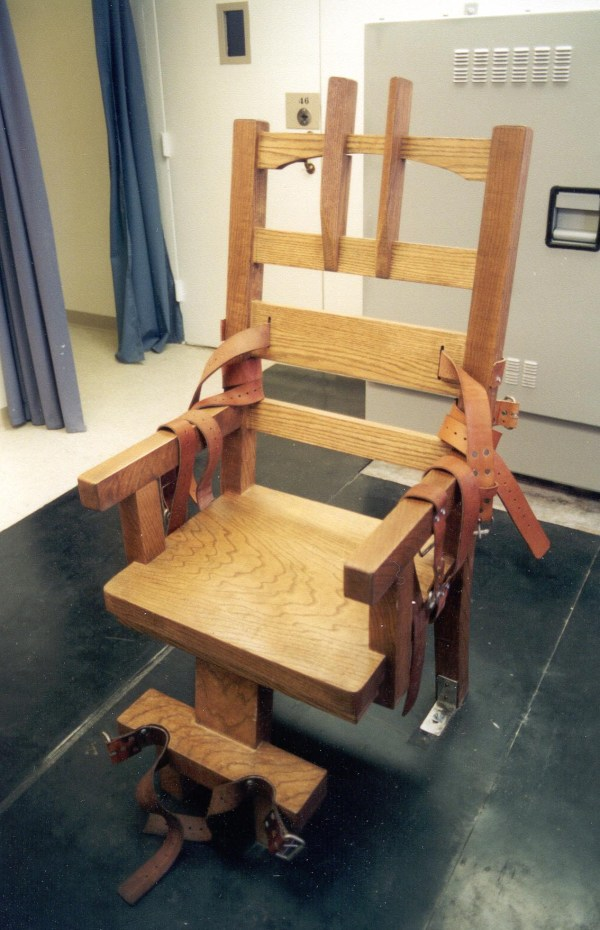 Electric chair - Wikipedia