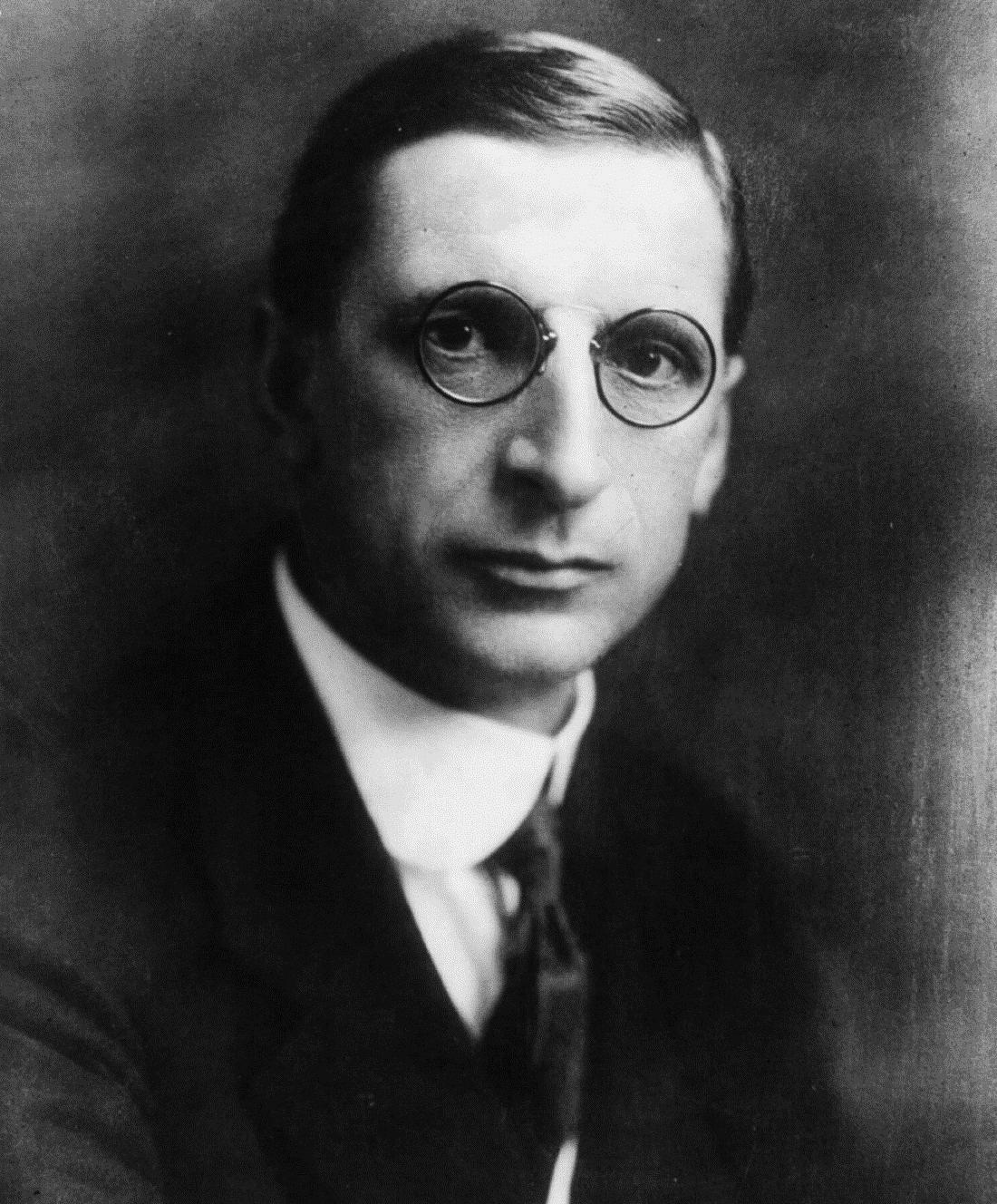 Éamon de Valera (1882-1975) - Wikicommons