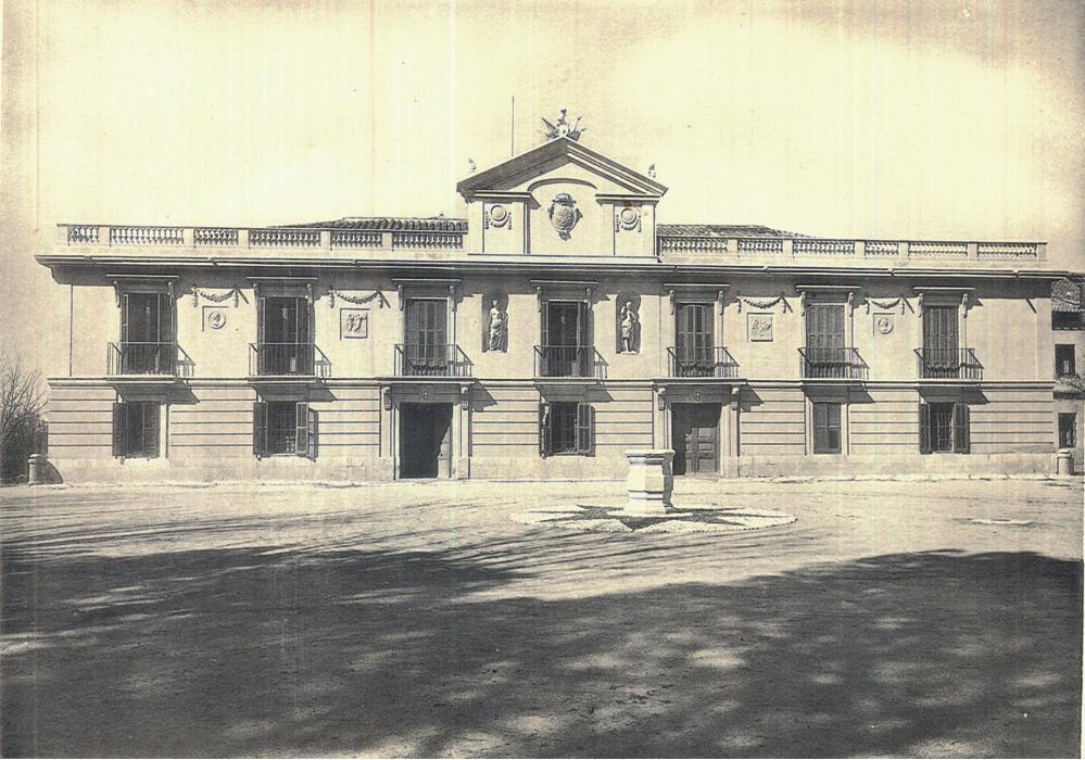 Palacio De La Moncloa Before The Spanish Civil War Wikipedia