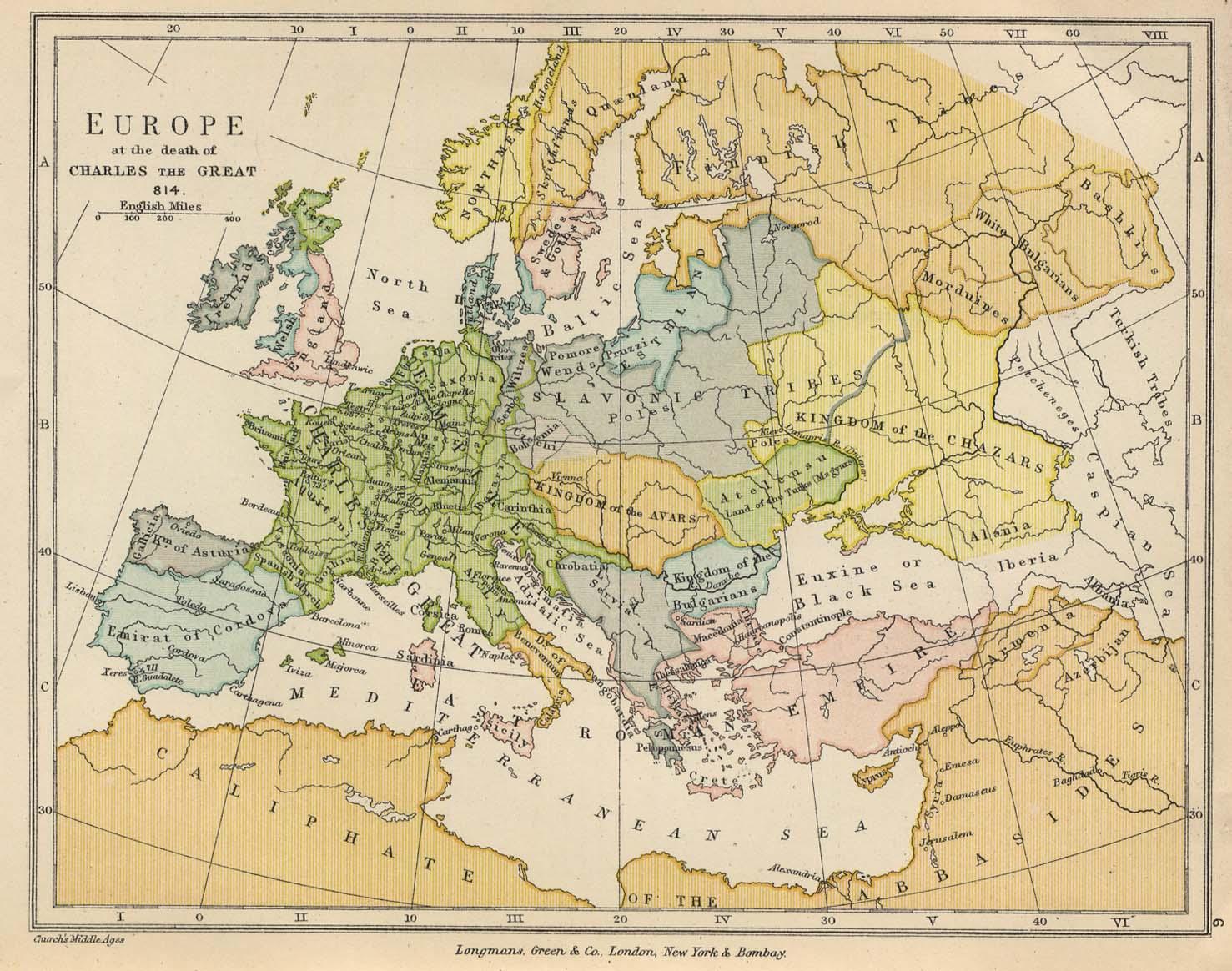 تاريخ أوروبا ويكيبيديا