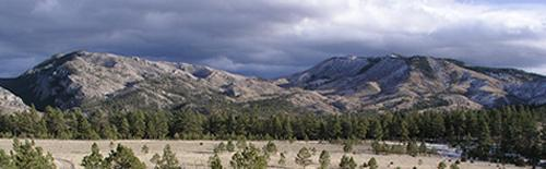 Tossers - Mullan Pass is in Helena National Forest, Montana