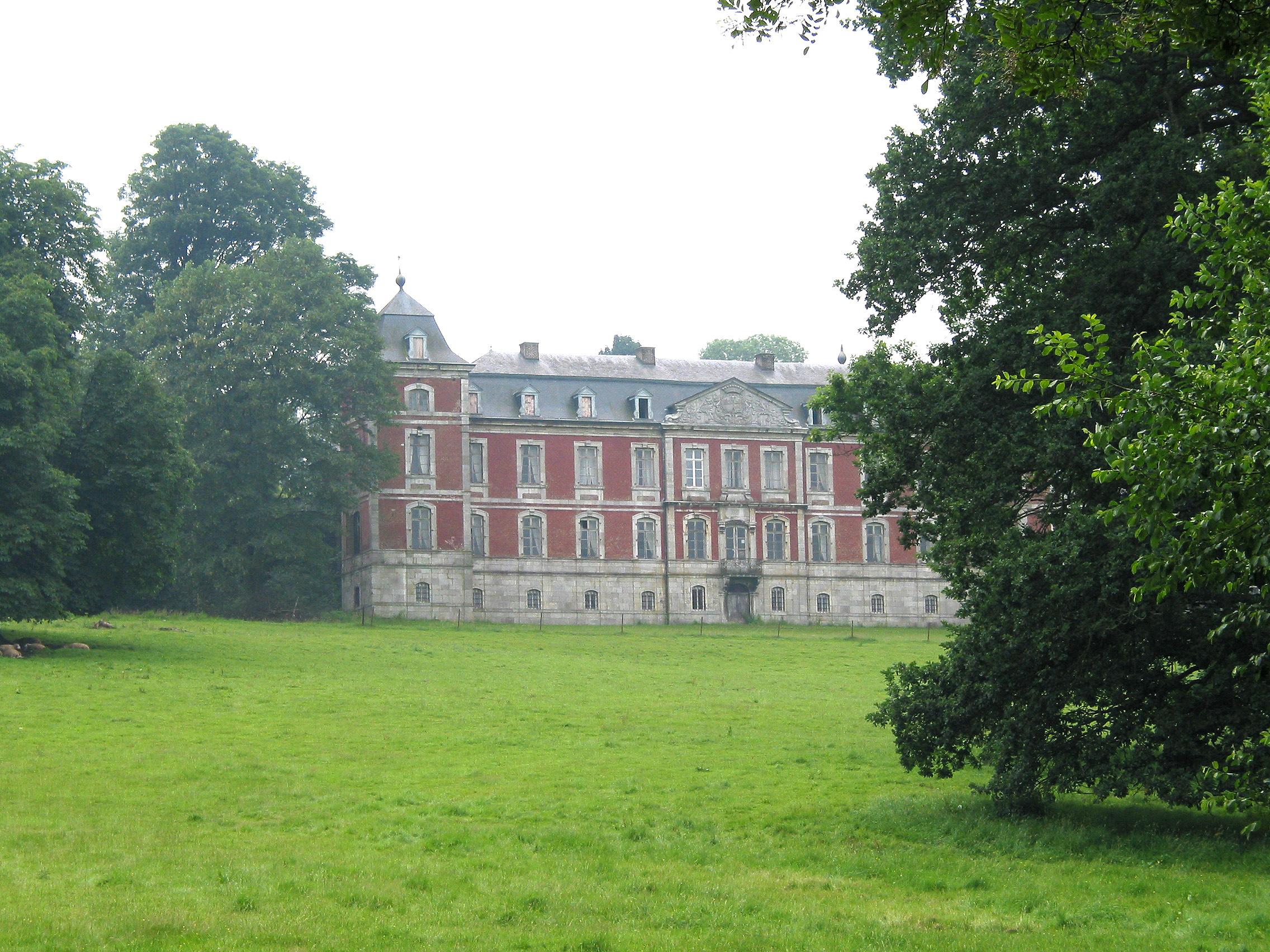 Datei Marchin Chateau Belle Maison 1 Jpg Wikipedia
