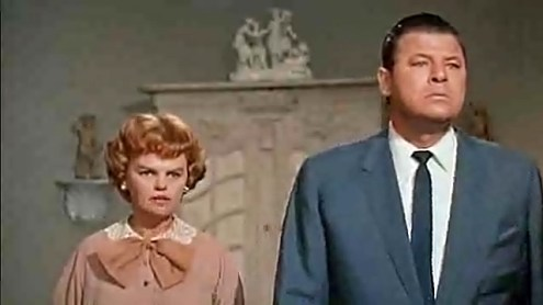 Cat on a Hot Tin Roof  1958 film    Wikipedia Madeleine Sherwood and Jack Carson