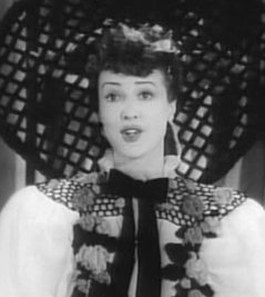 Cropped screenshot of Gypsy Rose Lee from the ...