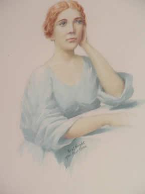 Portrait of Narcissa Whitman