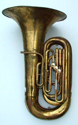 "A ""Monster"" Conn BBb tuba model 28J"