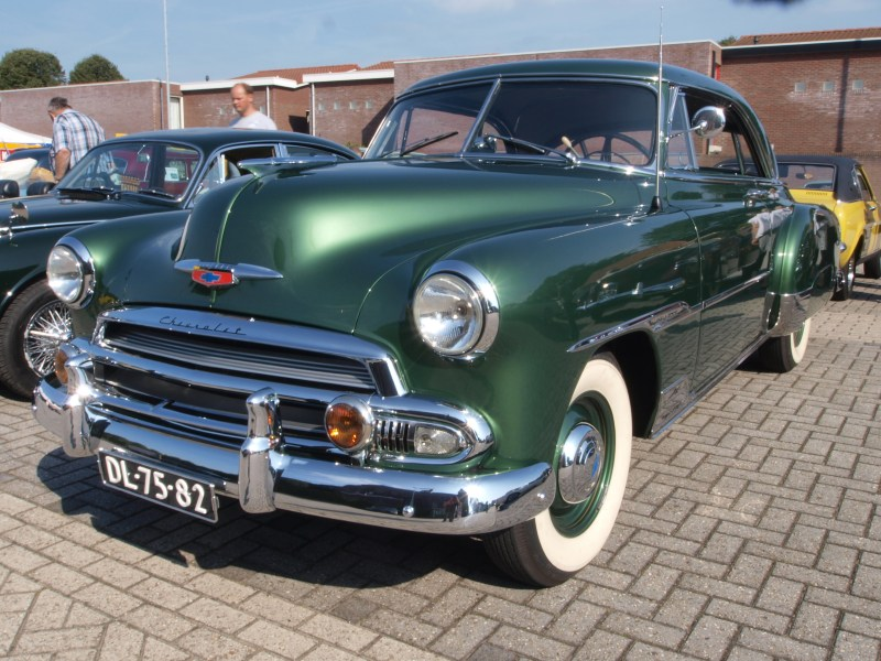 1956 chevrolet cars » Chevrolet Bel Air     Wikip    dia 1951 Chevrolet Power clide photo 1 JPG