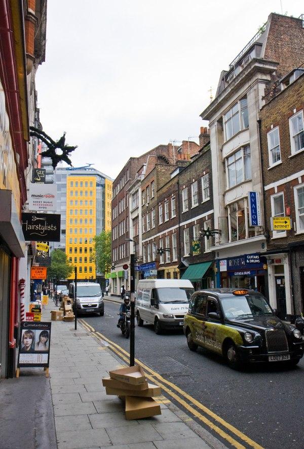 Denmark Street - Wikipedia