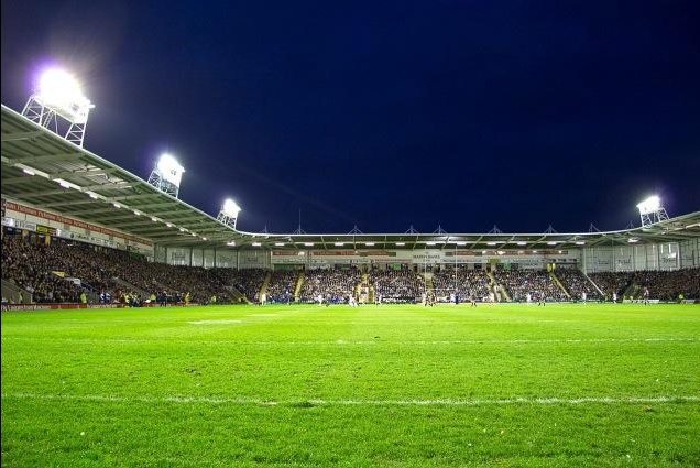 Rugby League World Cup 2017 Venues