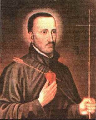 St. Roque González, S.J. (de Santa Cruz)