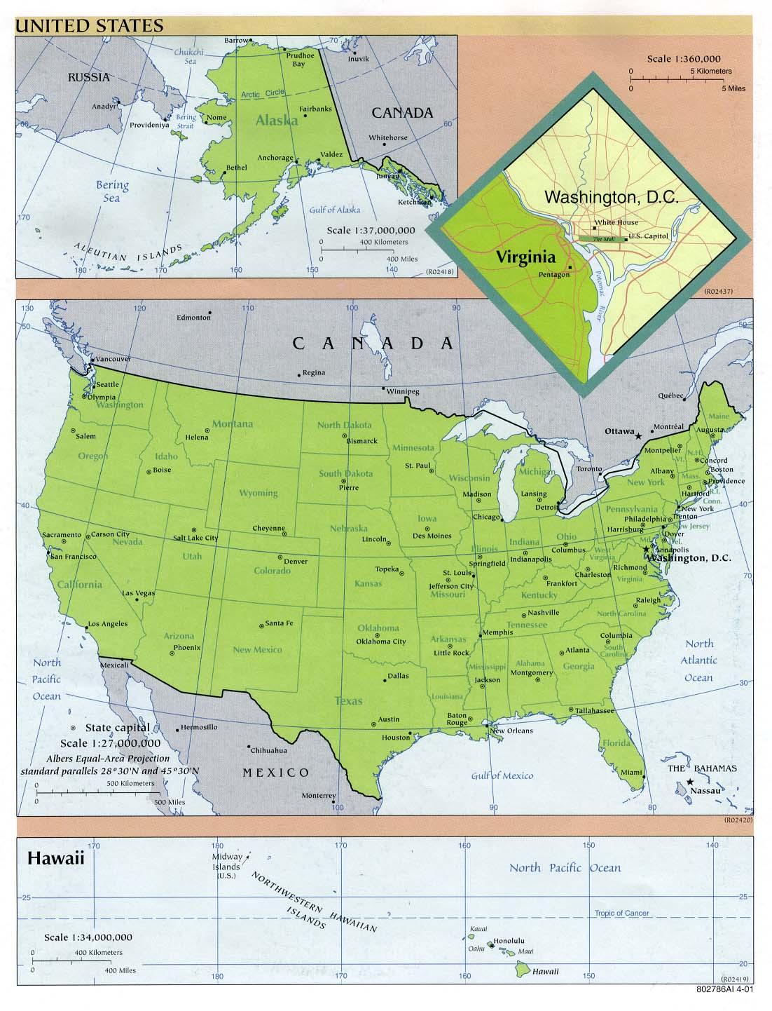 File United States Map Individual States