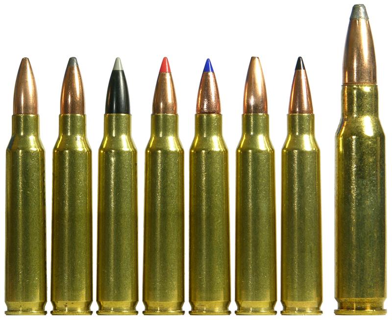 762 Rounds Vs 5 56 Nato