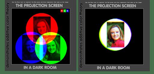 Sistesis aditiva del color