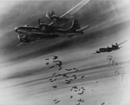 B-29 bombing