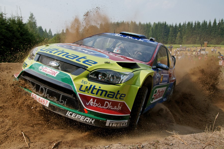 1972 ford cars » Ford Motor Company   Wikipedia Jari Matti Latvala driving the Ford Focus RS WRC 09 in 2010