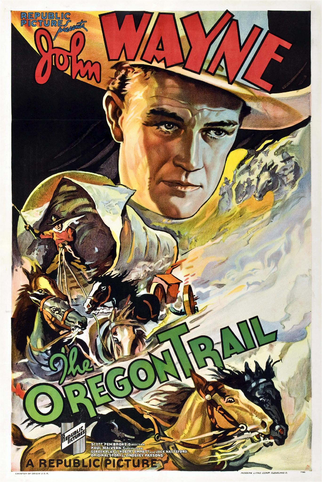 The Oregon Trail Film