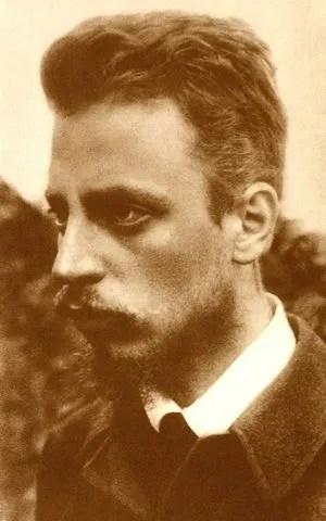 Image result for Rainer Maria Rilke