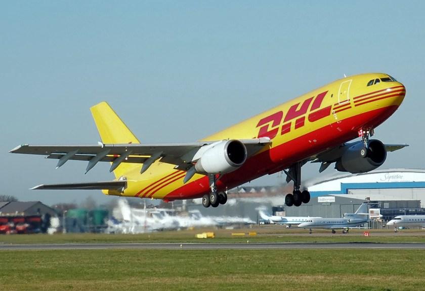Bildresultat för dhl aviation airplanes