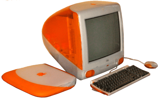 Image result for iMac G3