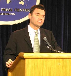 American writer and editor Peter Beinart, of T...
