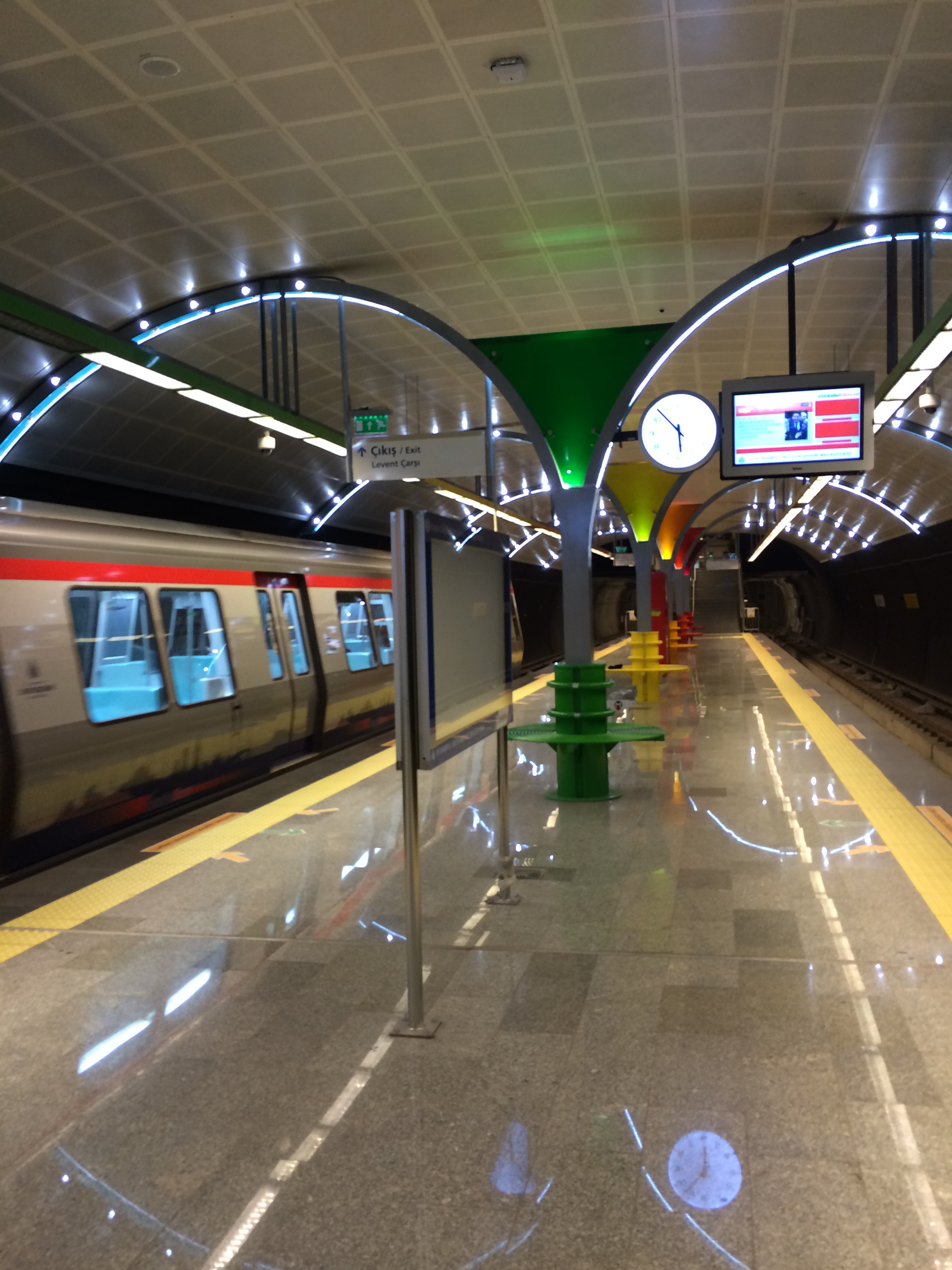 Image result for metro m6 istanbul