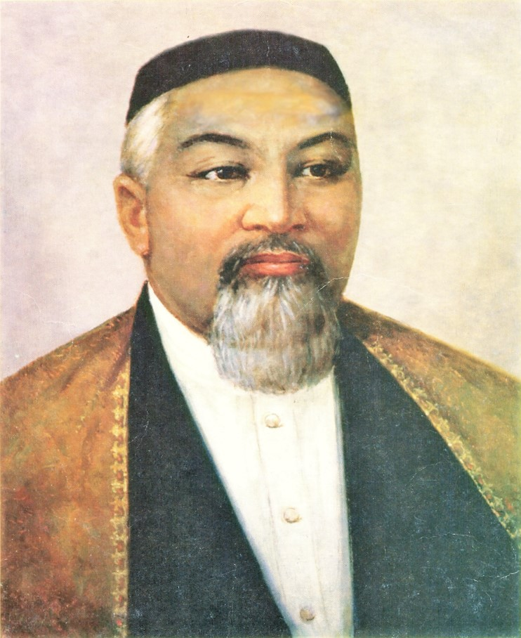 Abay, Kazakh poet