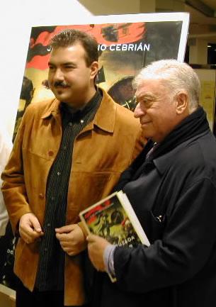 Cebri junto con Tico Medina, otro de los grandes