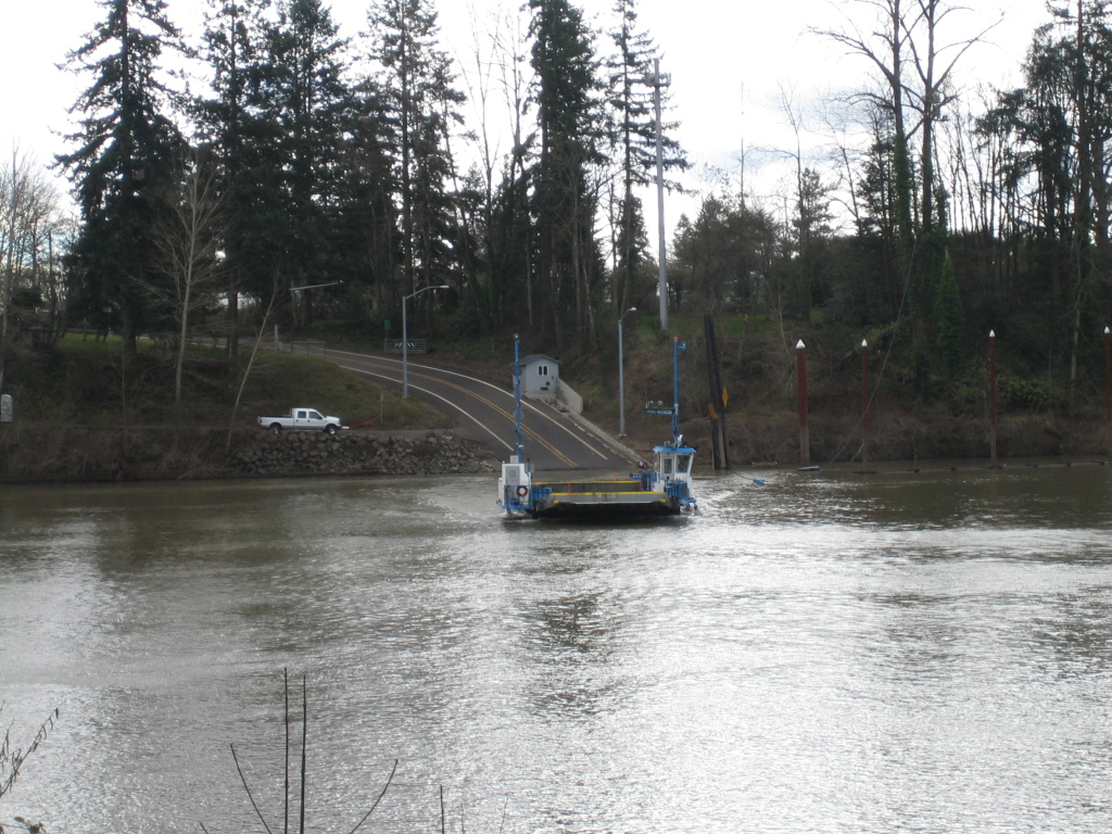 Canby Ferry Wikipedia