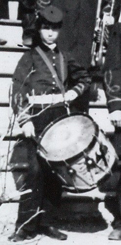 Union Army drummer
