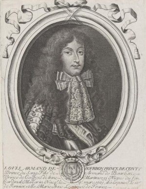 Louis-Armand I of Bourbon-Conti