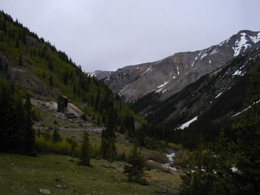 Empire Chief mine, 2001