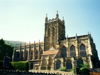 Photo of Priory Church of SS Michael and Mary, Great Malvern, Worcestershire