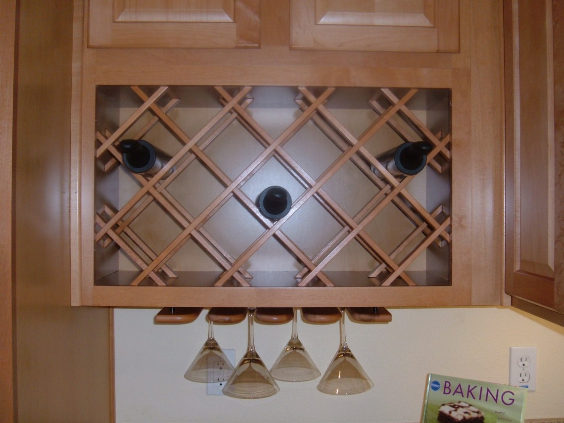 %name Kitchen Wall Storage Solutions