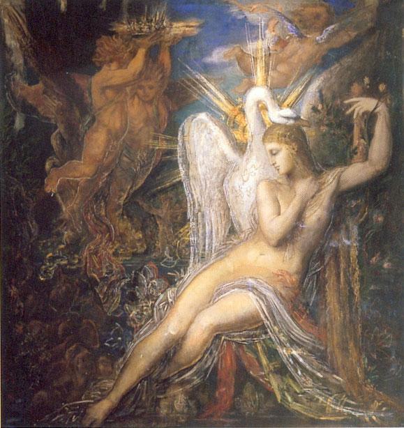 MoreauLeda Museums: Moreau — Orsay — Longchamp