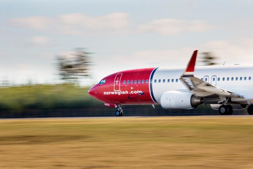 Bildresultat för norwegian aircraft