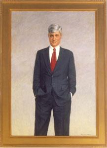 Portrait of Robert Rubin