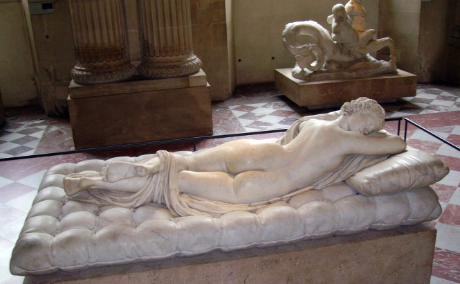 File Sleeping Hermaphroditus With Bernini Mattress Jpg