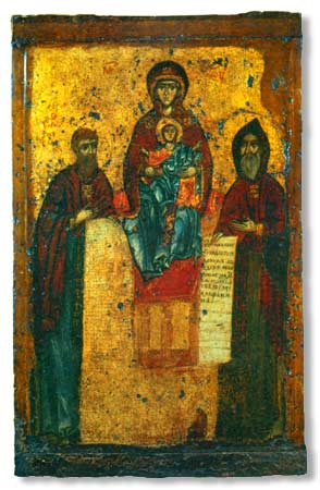 Politics and power first priority #3 Elevation of Mary and the Holy Spirit (2/2)
